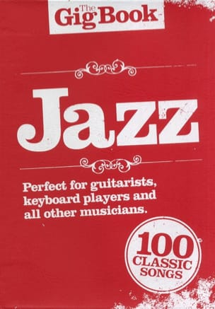 - The Gig Book - Jazz - Sheet Music - di-arezzo.com