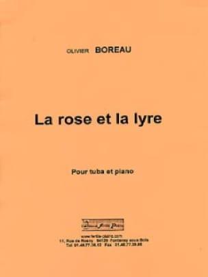 Olivier Boreau - La Rose Et la Lyre - Partition - di-arezzo.fr