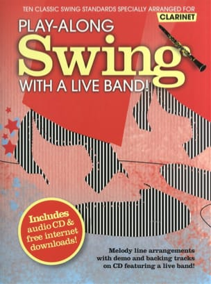 - Play-Along Swing With A Live Band - Partition - di-arezzo.fr