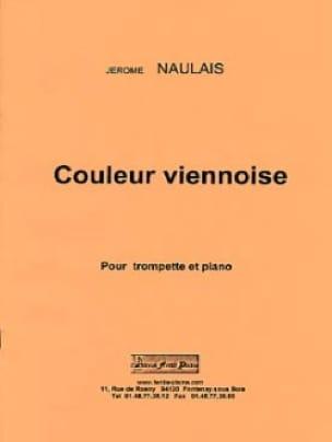 Jérôme Naulais - Couleurs Viennoises - Partition - di-arezzo.fr