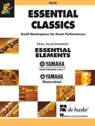 Essential Classics - Flûte Traversière Partition laflutedepan