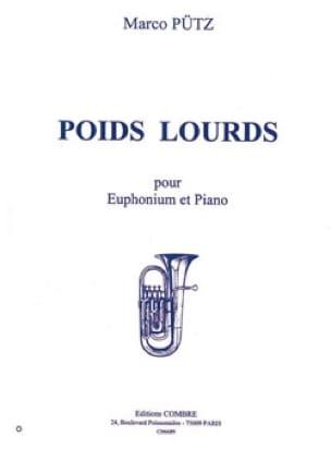 Marco Pütz - Poids Lourds - Partition - di-arezzo.fr