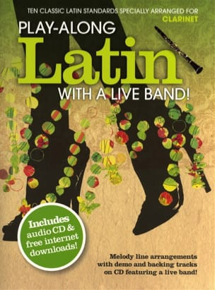 - Latin play-along with a live band! - Sheet Music - di-arezzo.co.uk