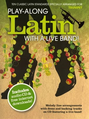 - Latin play-along with a live band! - Sheet Music - di-arezzo.com