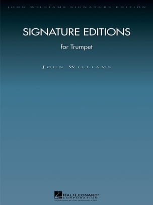 John Williams - Signature Editions For Trumpet - Sheet Music - di-arezzo.co.uk