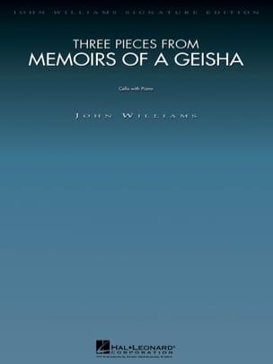 John Williams - Drei Stücke aus Memoiren einer Geisha - Noten - di-arezzo.de