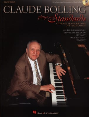 Claude Bolling - Claude Bolling Plays Standards - Partition - di-arezzo.fr