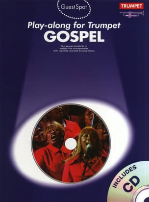 Guest Spot - Gospel Play-Along For Trumpet - laflutedepan.com