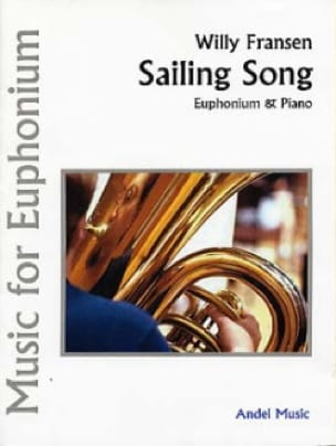 Willy Fransen - Sailing song - Partition - di-arezzo.fr