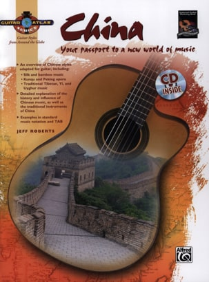 Jeff Roberts - China - Guitar Atlas - Partition - di-arezzo.fr