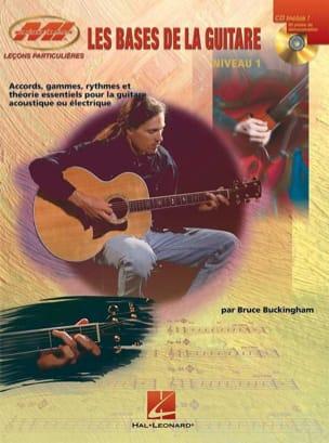 Bruce Buckingham - Les Bases de la Guitare - Partition - di-arezzo.fr