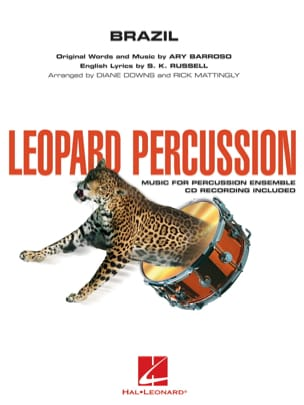 Ary Barroso - Brazil - Leopard Percussion - Partition - di-arezzo.fr