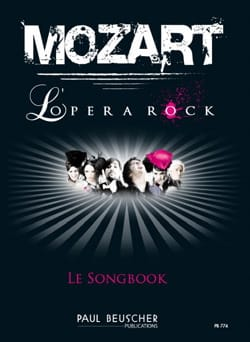 - Mozart - The rock opera - Sheet Music - di-arezzo.com