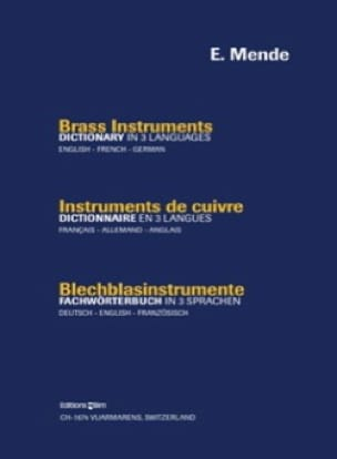 Emily Mende - Brass instruments - Book - di-arezzo.co.uk