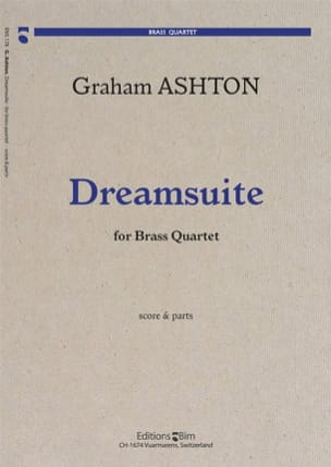 Dreamsuite Graham Ashton Partition Ensemble de cuivres - laflutedepan