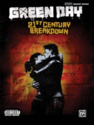 Green Day - 21th Century Breakdown - Partition - di-arezzo.fr