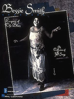 Bessie Smith - Bessie Smith Songbook - Partition - di-arezzo.fr