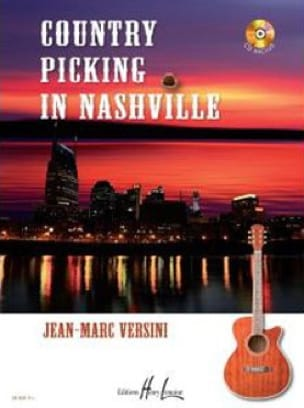 Jean-Marc Versini - Country Picking In Nashville - Partition - di-arezzo.fr