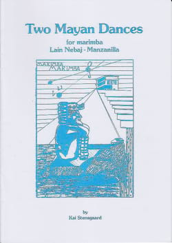 Two Mayan Dances - Kai Stensgaard - Partition - laflutedepan.com