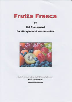 Kai Stensgaard - Frutta Fresca - Partition - di-arezzo.fr