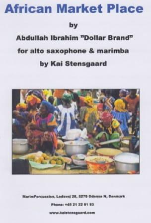 Abdullah Ibrahim - African Market Place - Sheet Music - di-arezzo.com