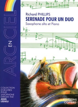 Sérénade pour un Duo - Richard Phillips - Partition - laflutedepan.com