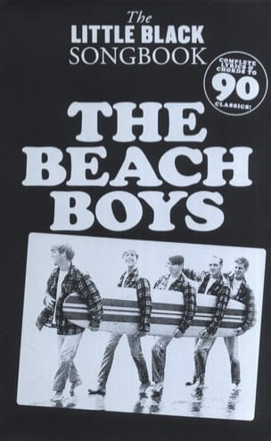 The Little Black Songbook Boys The Beach Partition laflutedepan