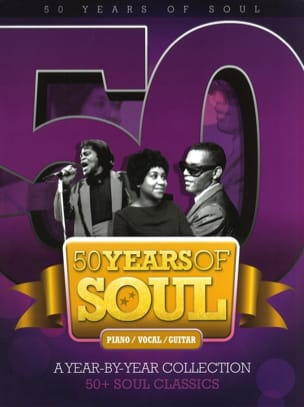 - 50 Years Of Soul - Sheet Music - di-arezzo.co.uk