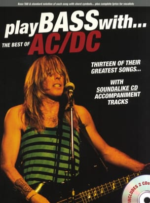 AC-DC - Play Bass With ... The Best Of AC / DC - Sheet Music - di-arezzo.com