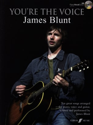 James Blunt - You're The Voice - Sheet Music - di-arezzo.co.uk