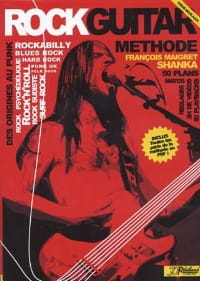 DVD - Rock guitar méthode des origines au Punk volume 1 laflutedepan