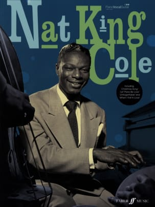 The Piano Songbook Nat King Cole Partition Jazz - laflutedepan