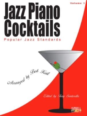 - Jazz Piano Cocktails Volume 1 - Partition - di-arezzo.fr