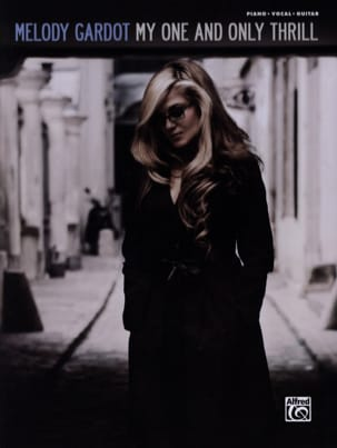 Melody Gardot - My One And Only Thrill - Sheet Music - di-arezzo.com