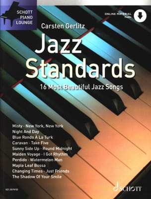 Jazz standards - Partition - Jazz - laflutedepan.com