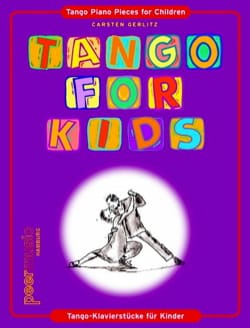 Tango For Kids Carsten Gerlitz Partition laflutedepan