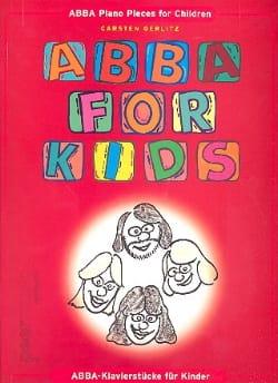 Abba For Kids - ABBA - Partition - laflutedepan.com