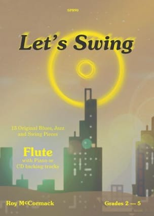Let's Swing - Roy McCormack - Partition - laflutedepan.com