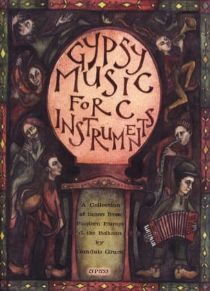 Gundula Gruen - Gypsy Music For C Instruments - Partition - di-arezzo.fr