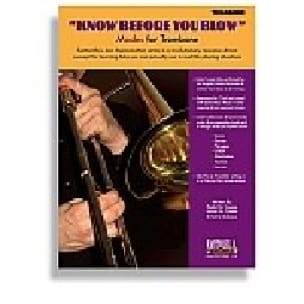 Know Before You Blow - Trombone Partition Trombone - laflutedepan