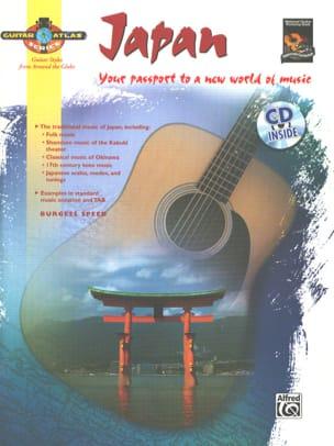Guitar Atlas Japon - Partition - Guitare - laflutedepan.com