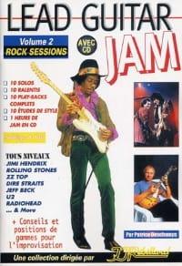 Lead guitar jam volume 2 - Rock sessions - laflutedepan.com