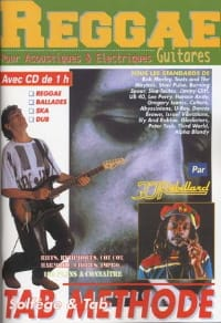 Jean-Jacques Rébillard - Reggae guitars - Sheet Music - di-arezzo.co.uk