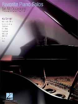 Favorite Piano Solos For All Occasions - laflutedepan.com