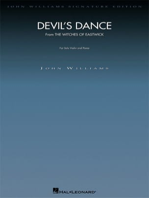 John Williams - Devil's Dance (From The Witches Of Eastwick) - Partition - di-arezzo.fr