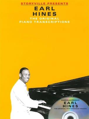 Earl Hines - The Original Piano Transcriptions - Partitura - di-arezzo.es