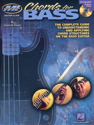 Chords For Bass - Dominik Hauser - Partition - laflutedepan.com