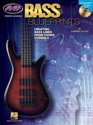 Dominik Hauser - Bass Blueprints - Partition - di-arezzo.fr