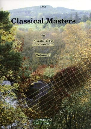 Classical Masters Volume 3 - Partition - laflutedepan.com