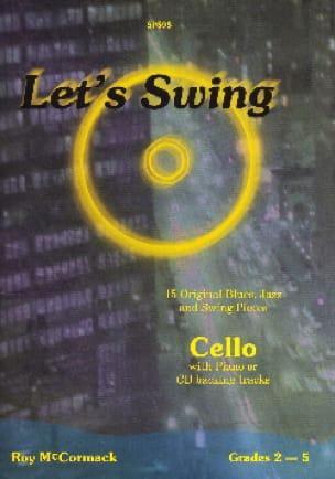 Let's Swing Roy McCormack Partition Violoncelle - laflutedepan